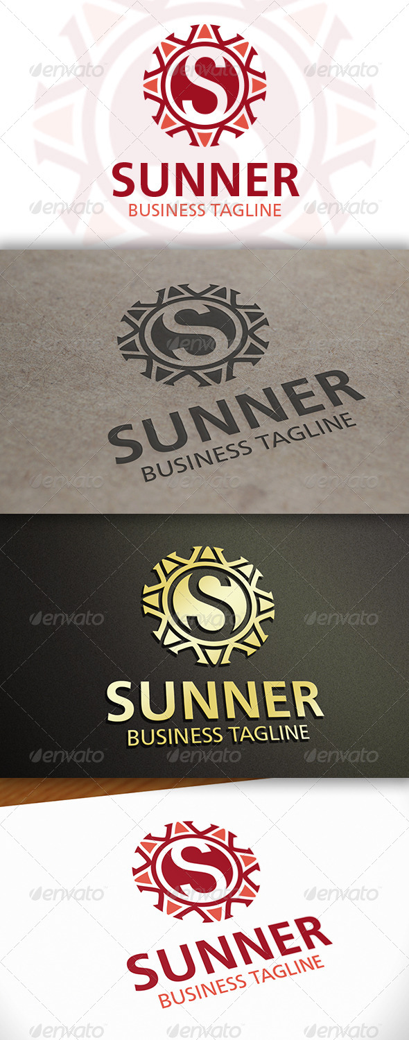 S Letter Logo Template - Letters Logo Templates
