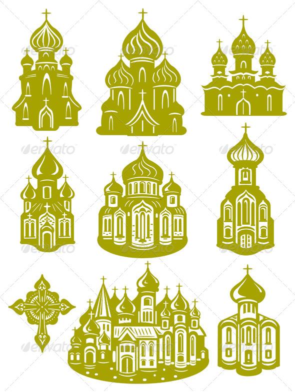 Church Orthodox - Religion Conceptual