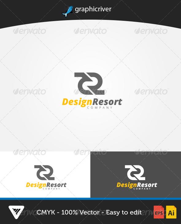 DesignResort Logo - Logo Templates