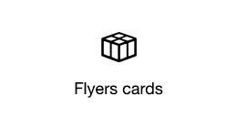 Flyers Cards