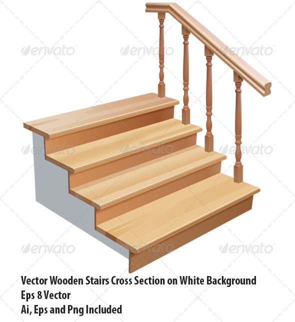 Stairs Graphics Designs Templates From Graphicriver