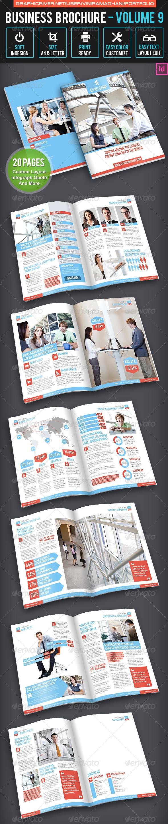 Business Brochure | Volume 9 - Corporate Brochures