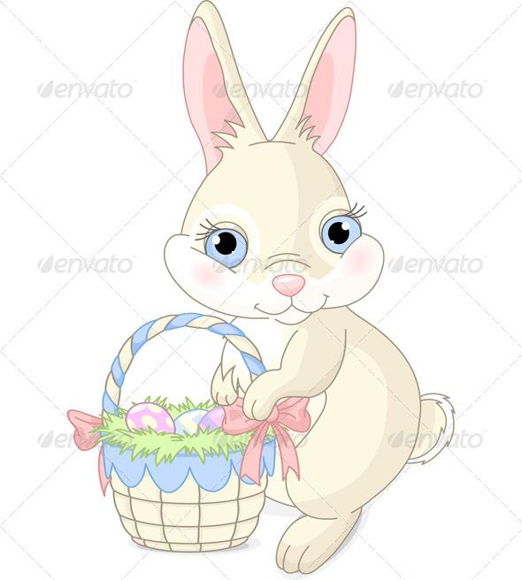 Easter Bunny - Seasons/Holidays Conceptual