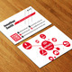 Creative Design Studio Business Card AN0186 - GraphicRiver Item for Sale
