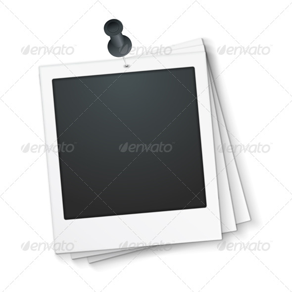 Photo Frames - Objects Vectors