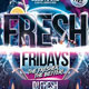 Fresh Fridays PSD Flyer Template - GraphicRiver Item for Sale