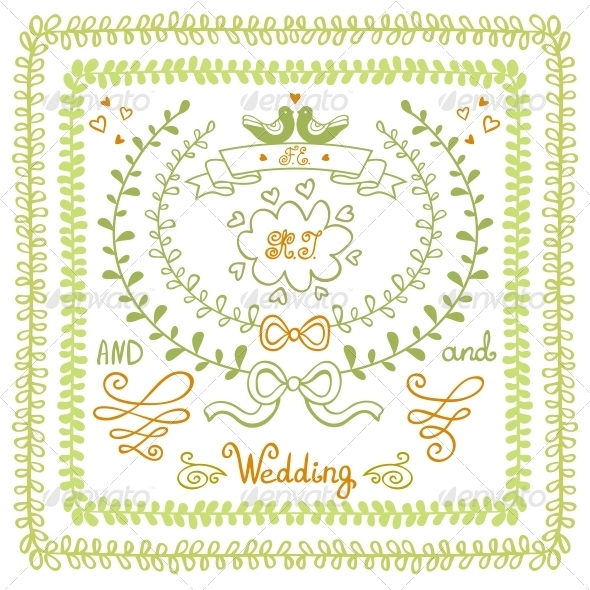 Design Elements - Weddings Seasons/Holidays