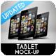 Tablet Pad Air Mock-Up