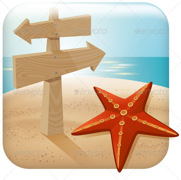 App Travel Icon - Travel Conceptual