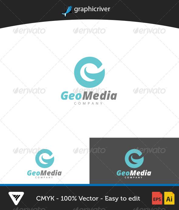 Geomedia Logo - Logo Templates