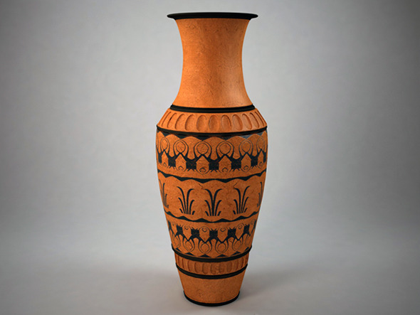 Persian old Jar - 3DOcean Item for Sale