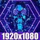 Free Download Vj Abstract Skull Nulled