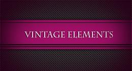 Vintage Elements.