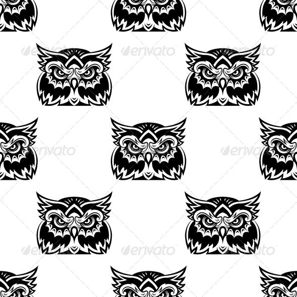 Owl Pattern - Patterns Decorative