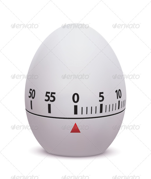 Egg Timer - Man-made Objects Objects