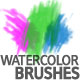 Watercolor Brushpack - GraphicRiver Item for Sale