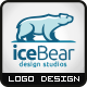 Ice Bear Logo - GraphicRiver Item for Sale