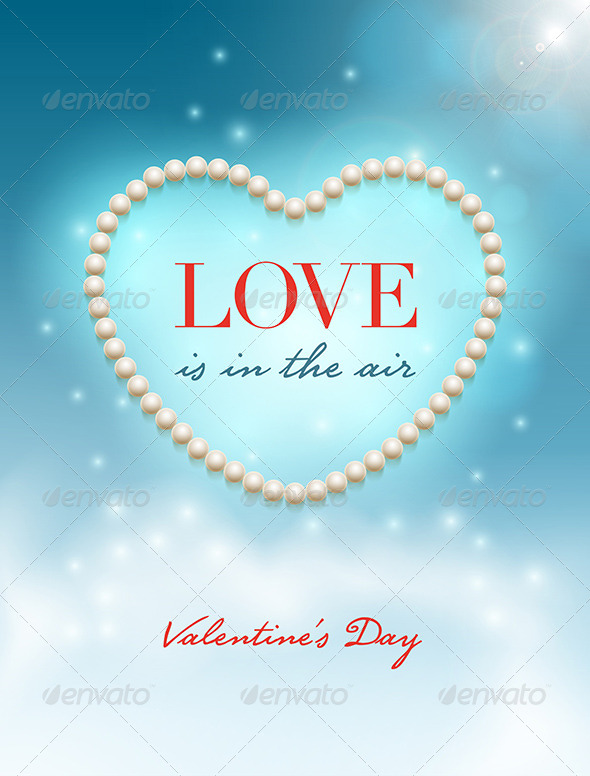 Love Is In The Air - Valentines Seasons/Holidays