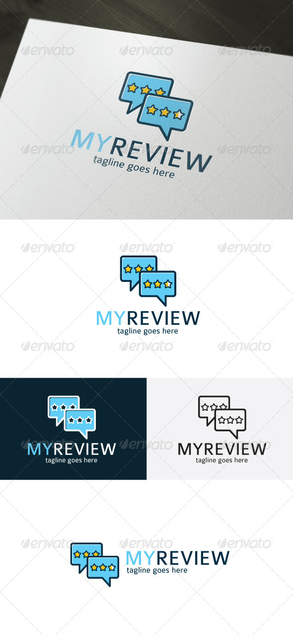 My Review - Logo Templates