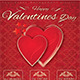 Valentine Special Flyer (Floral) - GraphicRiver Item for Sale