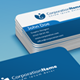 Corporation Business Card - GraphicRiver Item for Sale