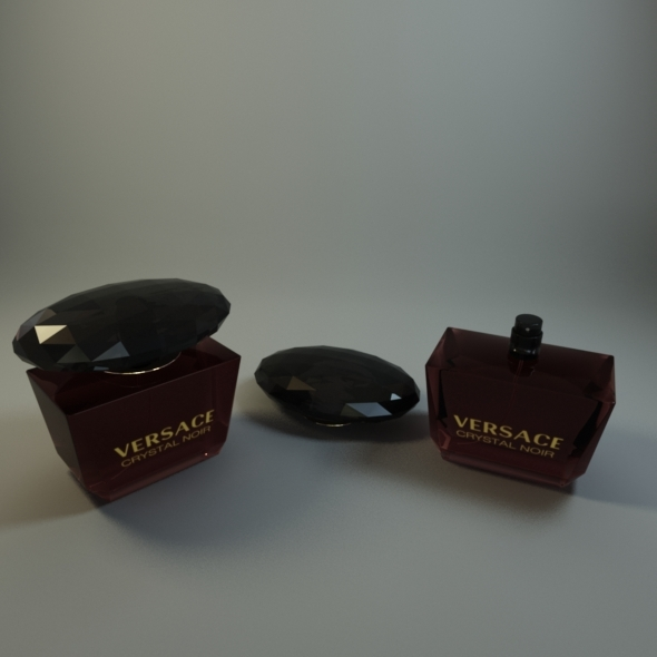 Versace Perfume - 3DOcean Item for Sale