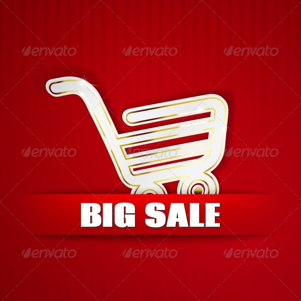 Shopping Trolley - Retail Commercial / Shopping