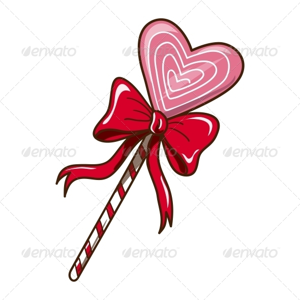 Sweet Heart Candy - Valentines Seasons/Holidays