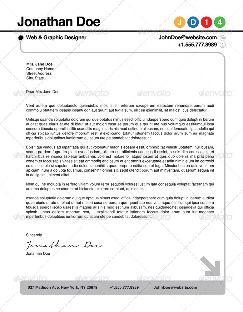 Subway Resume By Sply Dsgn Graphicriver