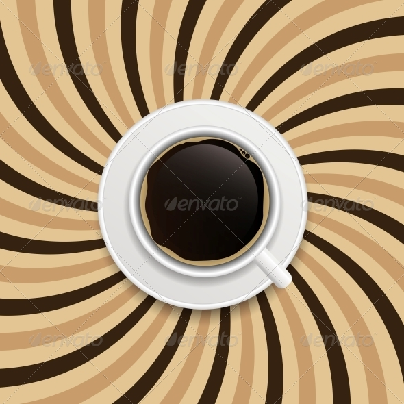 Coffee Background - Web Technology