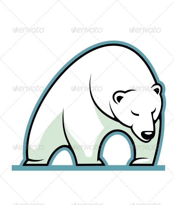 Polar Bear - Animals Characters
