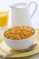 Healthy corn flakes breakfast - PhotoDune Item for Sale