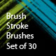 Brush Strokes - GraphicRiver Item for Sale