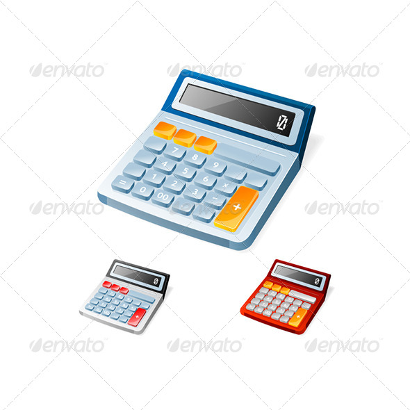 Calculator Set - Concepts Business