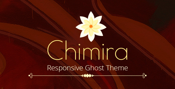 Chimira - Responsive Ghost Theme - Indus Net