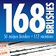 168 Half-Brushes FX - Version1.1 - GraphicRiver Item for Sale