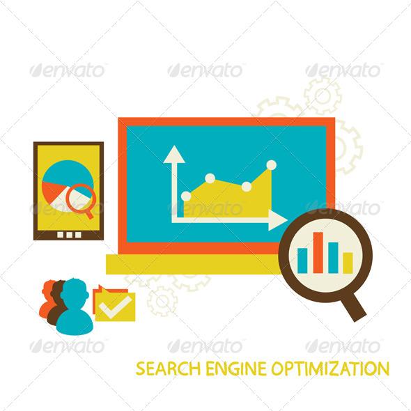 Search Engine Optimization - Web Technology