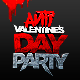 Anti Valentines Day Flyer Template - GraphicRiver Item for Sale