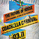 EDM Carnival Flyer  - GraphicRiver Item for Sale