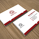 White Read Business Card - GraphicRiver Item for Sale