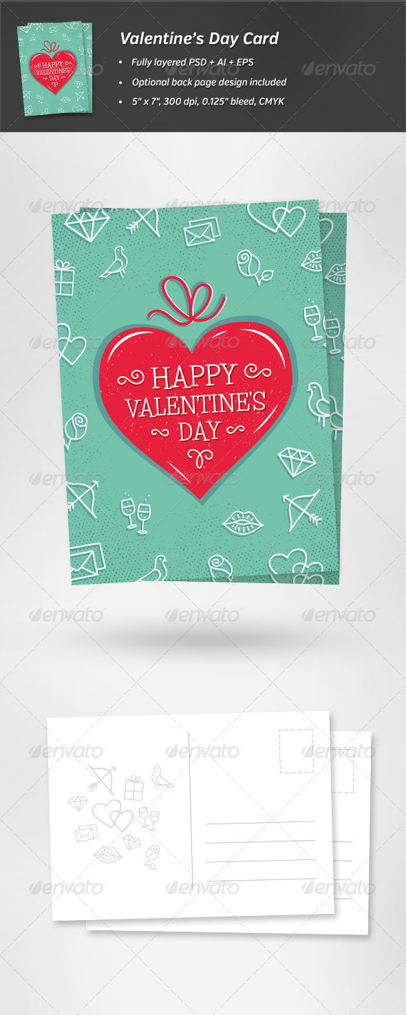 Valentine's Day Card - Greeting Cards Cards & Invites