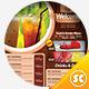 A4 Size Restaurant Menu - GraphicRiver Item for Sale
