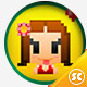 Tiny People Avatar 8bit Style - GraphicRiver Item for Sale