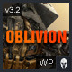 Oblivion - The Ultimate Multi-Purpose Gaming Theme Nulled