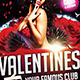 Valentines Flyer 2014 - GraphicRiver Item for Sale