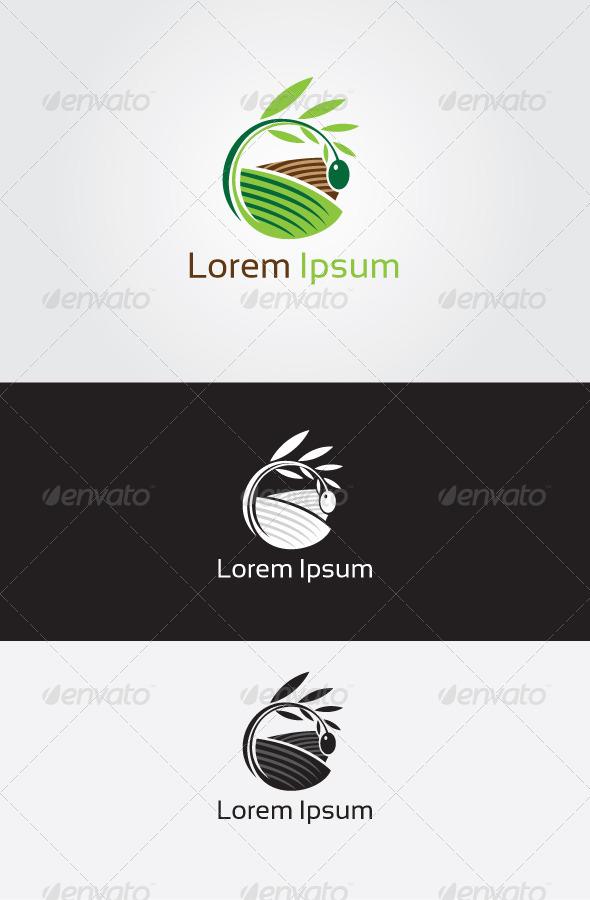Herbal Farm - Symbols Logo Templates