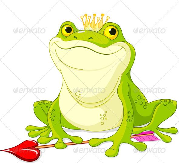 Frog Prince  - Valentines Seasons/Holidays
