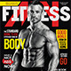 Fitness Body Magazine Issue 2 - GraphicRiver Item for Sale