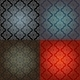 Set of Seamless Traditional Islamic Style  - GraphicRiver Item for Sale
