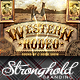 Wild West Rodeo Event Flyer Template - GraphicRiver Item for Sale